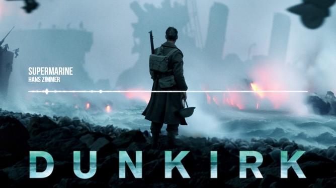"""""""Supermarine"""" from Hans Zimmer's """"Dunkirk"""" score"""